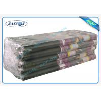 Quality Biodegradable / Breathable 40gr Pp Spunbond Non Woven Agriculture Fabric Wild Width wholesale