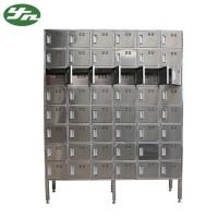 Quality 304 Stainless Steel Clean Room Shoes Cabinet Change Shoes Ark 220V/50Hz For TCL wholesale