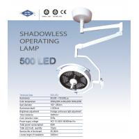 Quality Ceiling Mounted Single Dome LED Surgical Lights Aluminum Alloy wholesale