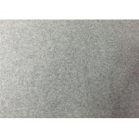50wool50ployster mid-grey  Various Color Melton Wool Fabric