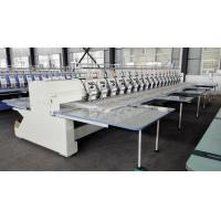 Quality Industrial Computerized Embroidery Machine For Caps And T Shirts  wholesale