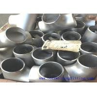 China Stainless Steel Tee  ASTM Butt-welded Stainless Steel Pipe Reducing Tee1-48 inch on sale