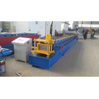China 75mm Automatic Roll Shutter Door Frame Forming Machine for 0.8-2.0mm with PLC Control on sale