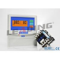 Quality Durable Pump Motor Starter With LCD Screen Displaying Motor Running Status wholesale