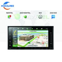 Quality 7 Universal Car DVD Player Double Din Car Stereo With Navigation And Bluetooth wholesale