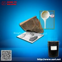China RTV silicone rubber for artificial stone molding on sale