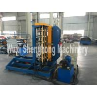 Quality Automatic Sheet Metal Crimping Roll Forming Machines With PLC Control ISO wholesale