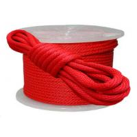 Cheap 4mm-16mm nylon solid diamond double braided rope code line for sale