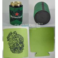 Quality Neoprene can collapse collapsible stubby can bottle cooler holder wholesale