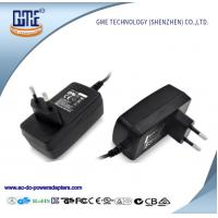 Quality 5V 2.4A / 9V 2A / 12V 1.5A Switching Universal AC DC Adapters With Eu Plug wholesale