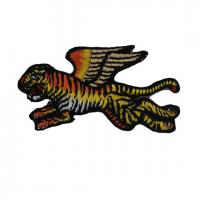 Quality Custom Embroidery Patch 6X4cm wholesale