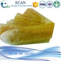 Quality Hunan Factory Competitive Price Hot Sell DriedHogCasings Dried Natural Hog Casings wholesale