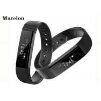 Cheap Waterproof Customized Promotional Gifts / Bluetooth Smart Wristband Sports for sale