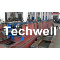 Quality 1.8 - 2.3mm Rack Roll Forming Machine / Cable Tray Forming Machine TW-RACK wholesale