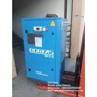 Quality 116 Psi 60 CFM Oil Less Double Auto Screw Type Air Compressors Single Stage 11kw wholesale