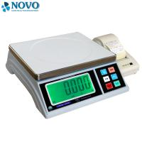 High Hardness Digital Price Computing Scale RS-232C Printer Connection for sale