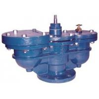 China ASME B16.34 ASTM A935 Air Release Valve / Trifunctional Suction Valve 4  on sale