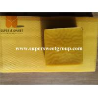 Quality Pharmacy BP Refined Beeswax , Yellow Beeswax Pastilles / Pellets wholesale