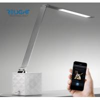 Quality Eye-protected Bluetooth Speaker Foldable Aluminum Alloy 8 W LED Desk Lamp with Touch Dimmable Brightness Long Lifespan wholesale