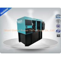 Quality Low noise 200 KW Perkins Silent Diesel Generator Set 6 Cylinder Water Cooled Low fuel Consumption wholesale