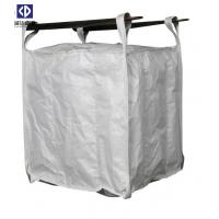 Quality Virgin Polypropylene FIBC Bulk Bags 1 Ton 1.5 Ton Dustproof For Mineral Use wholesale