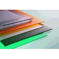 Buy cheap Thin Clear Flat Perspex Sheets , Greenhouse Polycarbonate Roof Panels from wholesalers