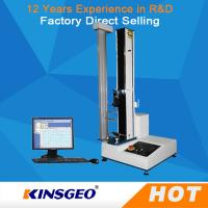 Quality Panasonic Servo Motor High Accuracy Universal Material Testing Machine With USA Sensor wholesale