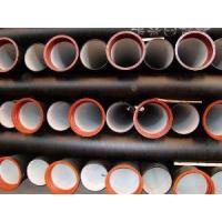 China K9 Ductile Cast Iron Pipe on sale