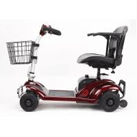 Cheap 270w four wheel scooters elderly 4 wheel electric for Motorized scooters for elderly
