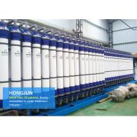 Quality 50HZ 60HZ Industrial Drinking Water Purification Systems Salt And Calcium And Magnesium Removal System wholesale