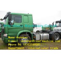 Quality SINOTRUKPrime Mover Truck HOWO 4X2 TRACTOR TRUCK 290HP 20-60 ton Euro II/EUROIII for sale