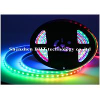Quality Addressable Rgb Led Strip Waterproof , 74 LEDs Led Strip Light Tape DC5V SK6812 SMD 5050 wholesale