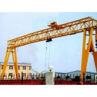 Quality MH type single girder hoist gantry crane 15 ton wholesale