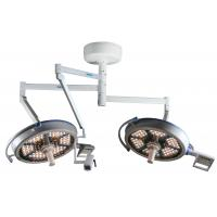 Quality 2800mm Low Ceiling Led Operation Theatre Lights Double Dome With Camera wholesale