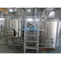 Quality Craft Beer Making System,Fresh Wheat Beer Making Kit Ale Beer Brewing System From China,Malt Beer Brewery Equipment wholesale