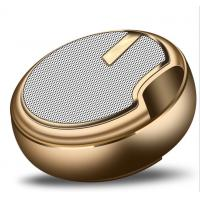 China Aux Line Tf Card Wireless Bluetooth Speakers Hd Sound Gold Color Bluetooth 4.2 Sync on sale
