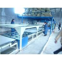 Quality CE MgO Board Production Line Glass Fiber Cement Wall Board And Eps Wall Board Making wholesale
