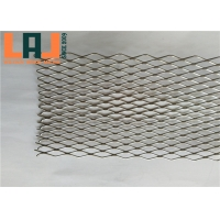 Customized 0.6mm Stainless Steel Expanded Metal Mesh For Speaker Cover for sale