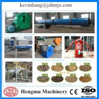 China professional supply automatic wood pellet production line on sale