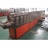 Quality High Speed Cold Roll Forming Machine For Stainless Steel U Shape Roll Forming Machine With Chain Drive wholesale