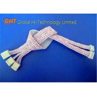 Quality Custom PVC 5 Pin Wire Harness Cable Flat Ribbon Cable For Telecommunication Equipment wholesale