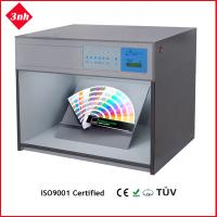 Quality T60(4) D65/TL84/UV/F color matching cabinets with 4 light sources wholesale