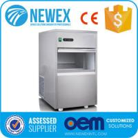 Quality High Ffficient Refrigerating System Design Commercial Bullet Ice Maker Model NIM-20 wholesale