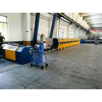 Quality High Efficiency Welding Wire Drawing Machine , 10m / S Speed Wire Manufacturing Machine wholesale