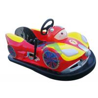 Quality Indoor Outdoor Drift Theme Park Bumper Cars Color Customized Kids Ride On Bumper Car wholesale