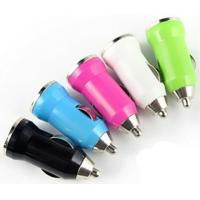 Cheap 5V 2.1A Automatic Car Charger Double Output For Tablets , DC12-24Vdc for sale
