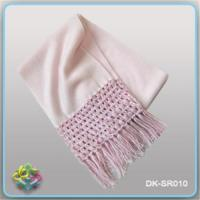 China Knitted Cashmere Scarf on sale