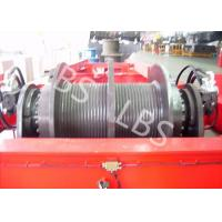 Quality Customized Windlass Winch For Lifting And Dragging Ship / Heavy Object wholesale