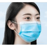 Quality 3ply Disposable non woven printing mouth-muffle face mask with round earloop,Anti Virus Surgical Mask 3 Ply Medical Indo wholesale