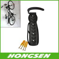 Quality HS-010 New bicycle storage rack wall mounted bike Hanger hook wholesale
